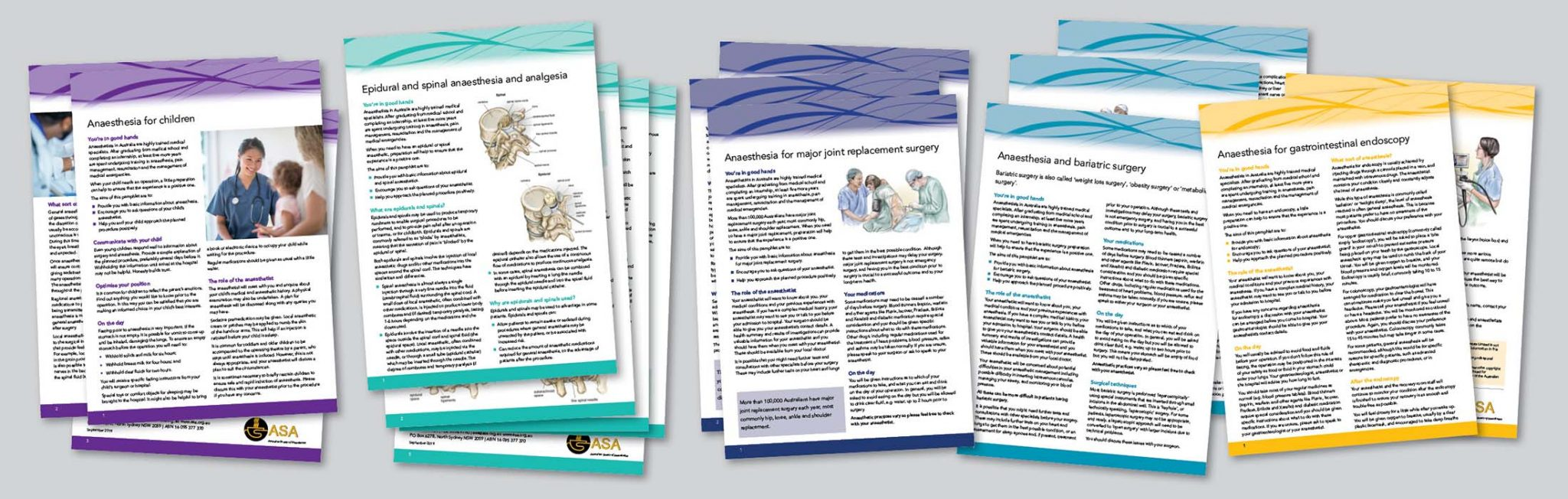 Patient Information Pamphlets